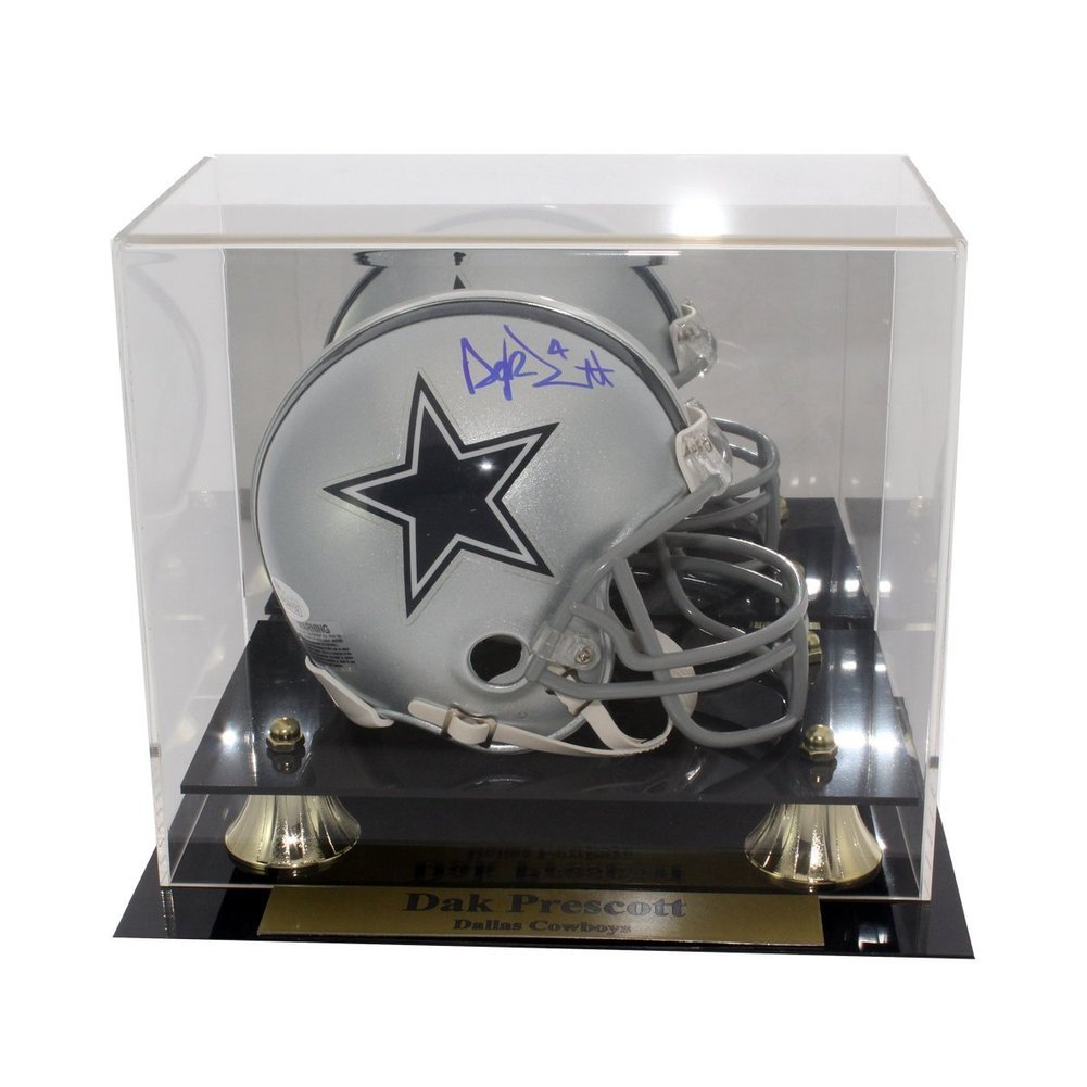 Football Mini Helmet Case - Collector's Edition Image a